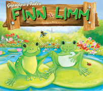 Grandpa's Tales of Finn & Limm by Anna McKann